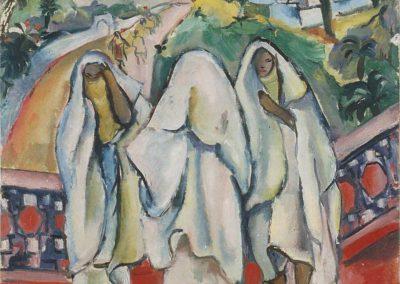 Mujeres Arabes (Mujeres de Tanger)