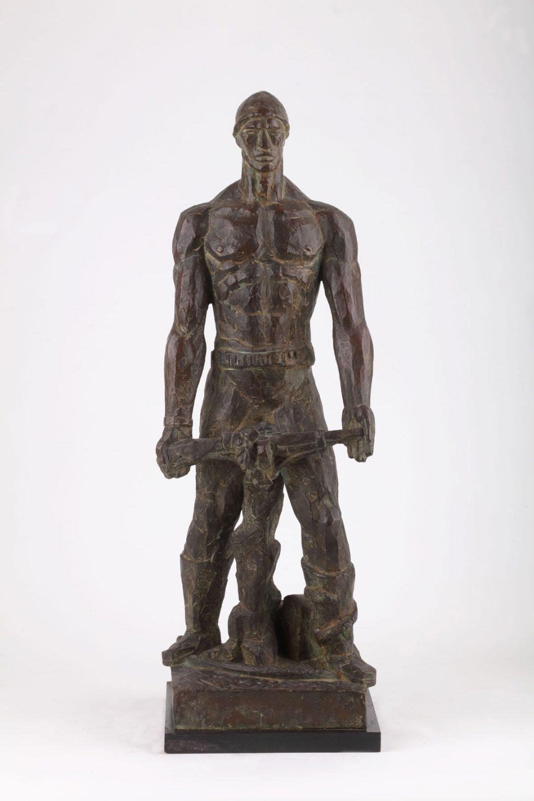 Liberación del Temor (proyecto de monumento a F.D. Roosevelt)