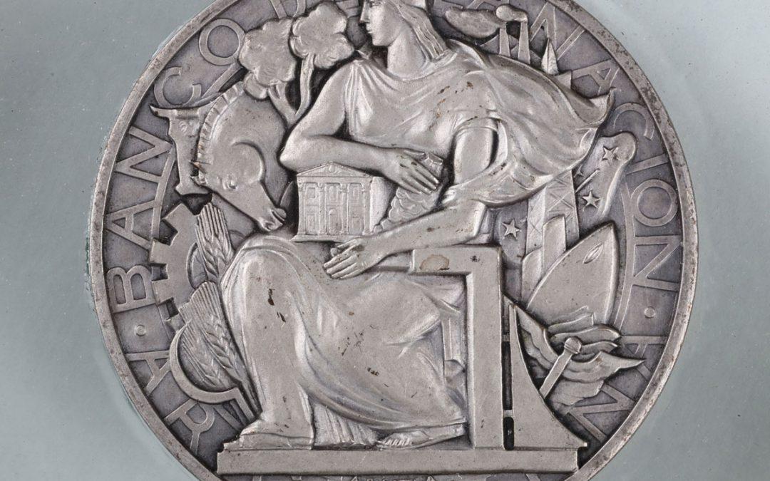 Medalla Banco de la Nación Argentina