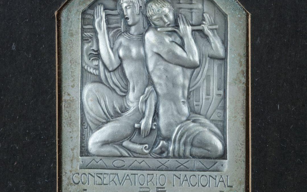 Conservatorio Nacional de Música y Declamación. Fundación