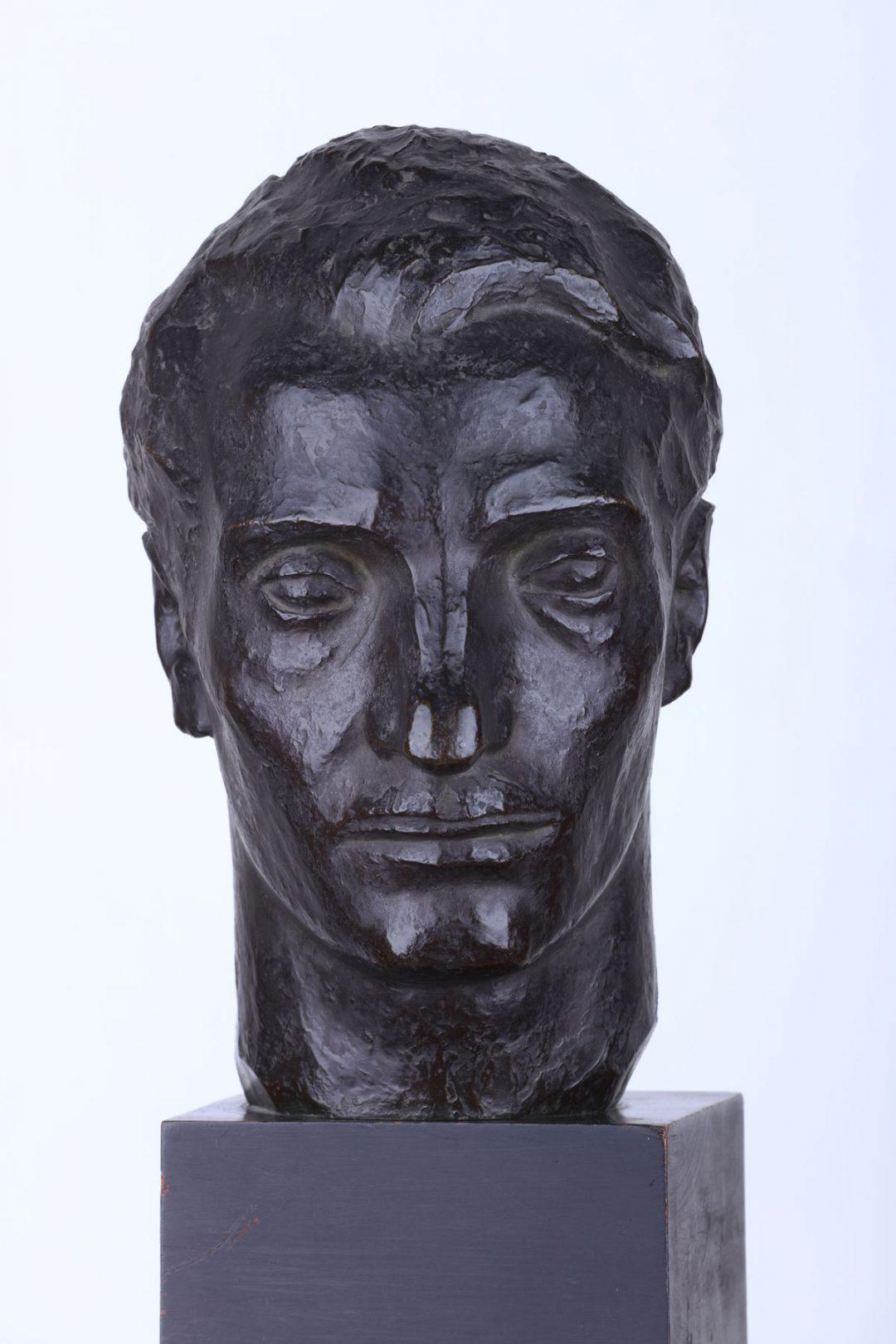 Retrato del pintor P. Domínguez Neira