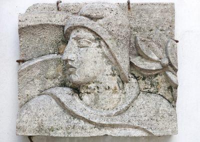 La Victoria,  (Monumento a Bartolomé Mitre)